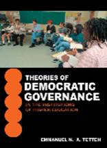 Theories of Democratic Governance in the Institutions of Higher Learning